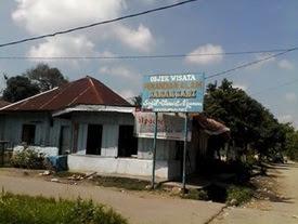 Objek Wisata pemandian Babar Sari - Kutalimbaru.