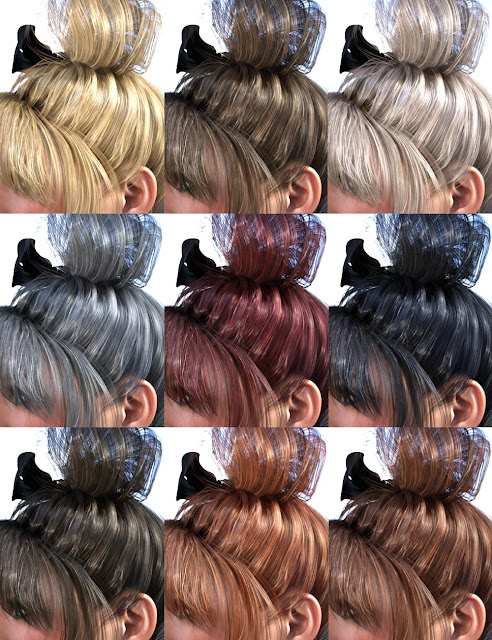 Colors for Summer Fun Hair