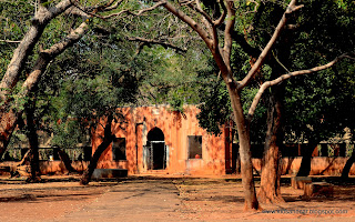 abandoned house in jungle in Vikarabad