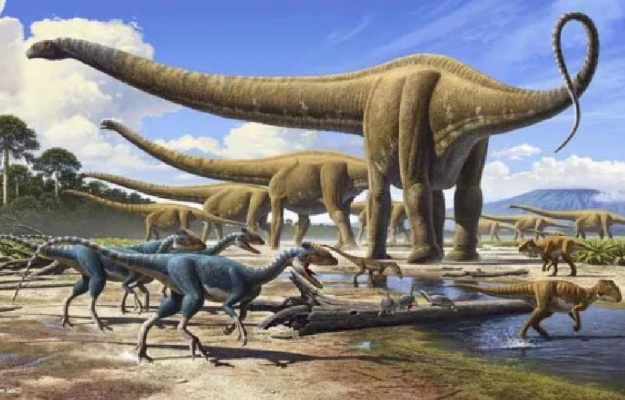 Pengertian Zaman Mesozoikum Dan Ciri Cirinya Secara Singkat