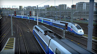 TRAIN SIMULATOR 2017 pc game wallpapers|screenshots|images