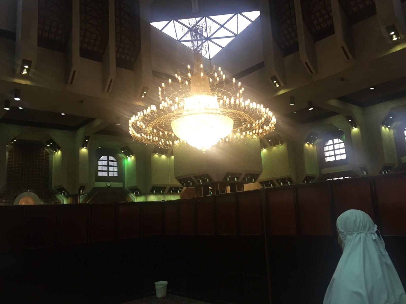 masjid aisyah, miqat tannaim