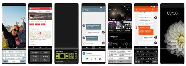 Desain final dan fitur LG V30 bocor, desain slide dengan layar ganda