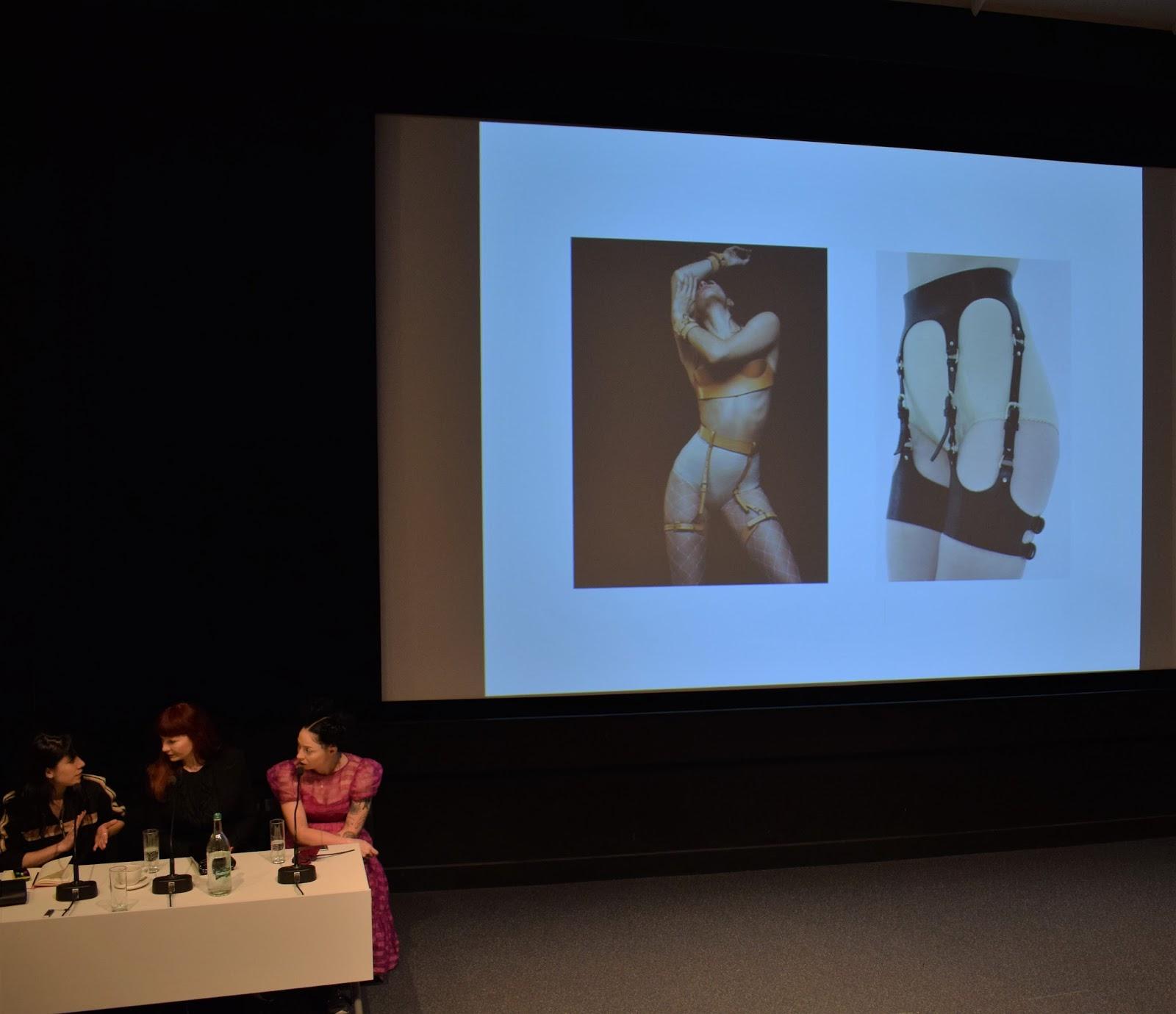 Edinburgh International Fashion Festival, symposium at National Museum of Scotland, desire and sexuality in fashion,