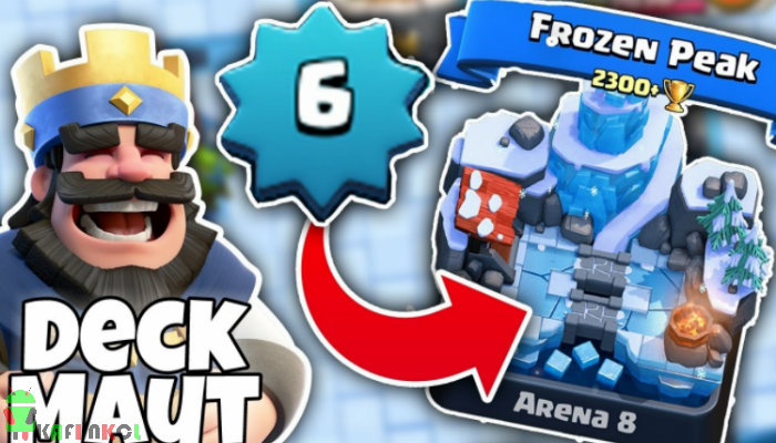 7 Tips Dasar Bermain Clash Royale