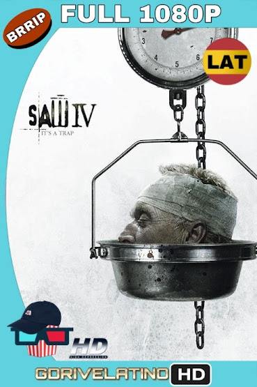 Saw IV (2007) UNRATED BRRip 1080p Latino-Ingles MKV