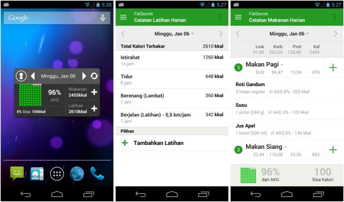 Download Aplikasi Cek Berat Badan Untuk Android