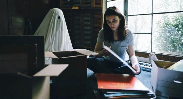 film barat romantis a ghost story