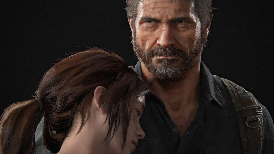 Joel, Ellie, Last of Us 2, 4K, #5.2486