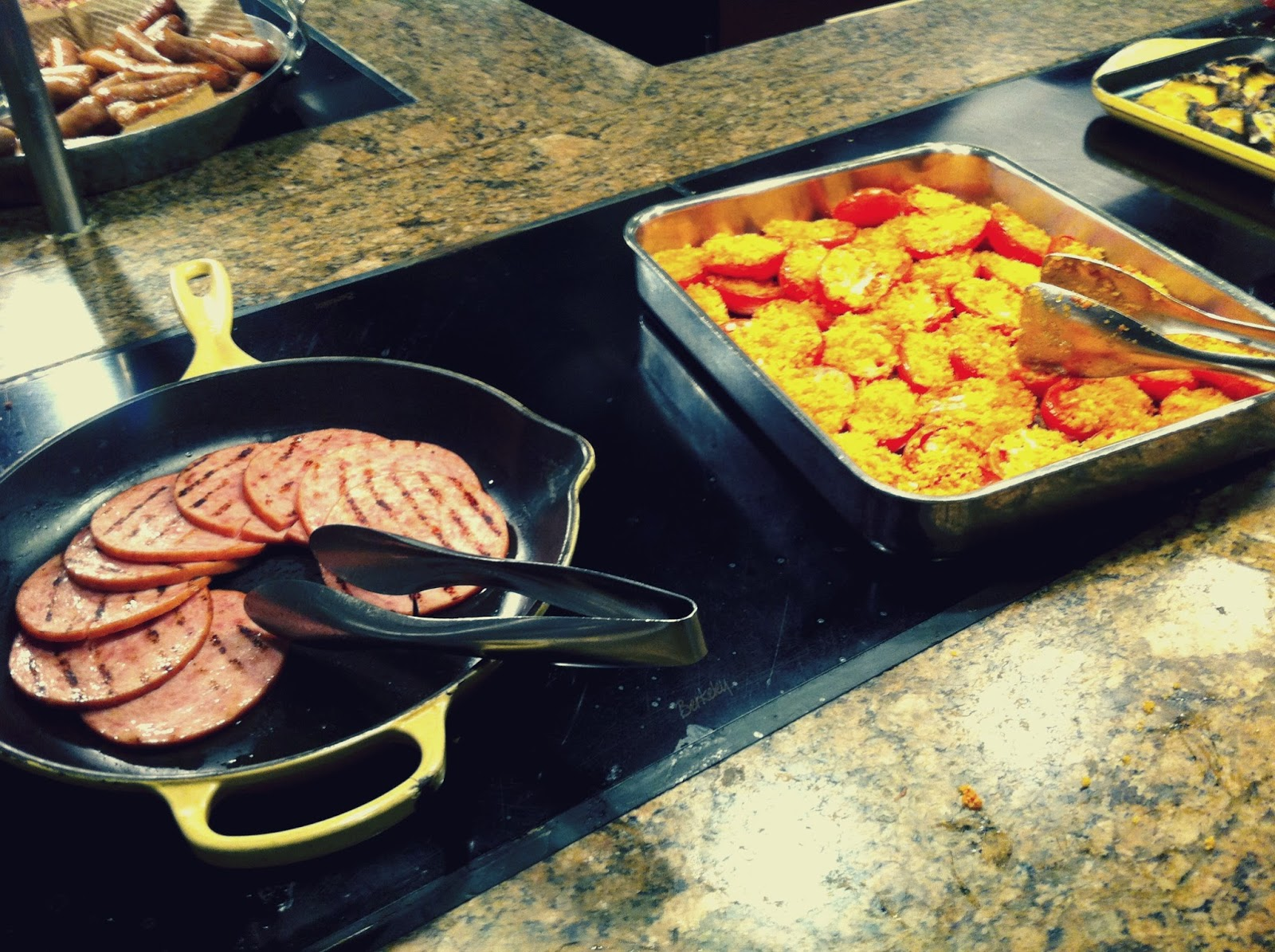 Borgata Breakfast Buffet Menu
