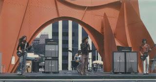 TNS Live at Calder Plaza, Grand Rapids 1972