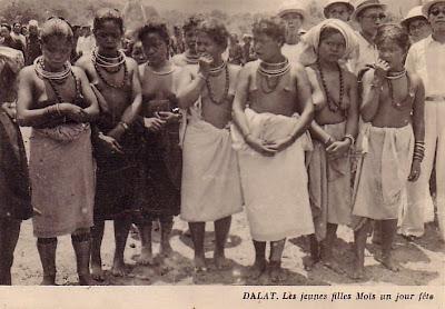 Tư liệu ảnh quý về Tây nguyên