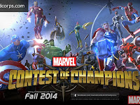 Marvel Contest of Champions Apk V9.1.0 Mod+ Data for android