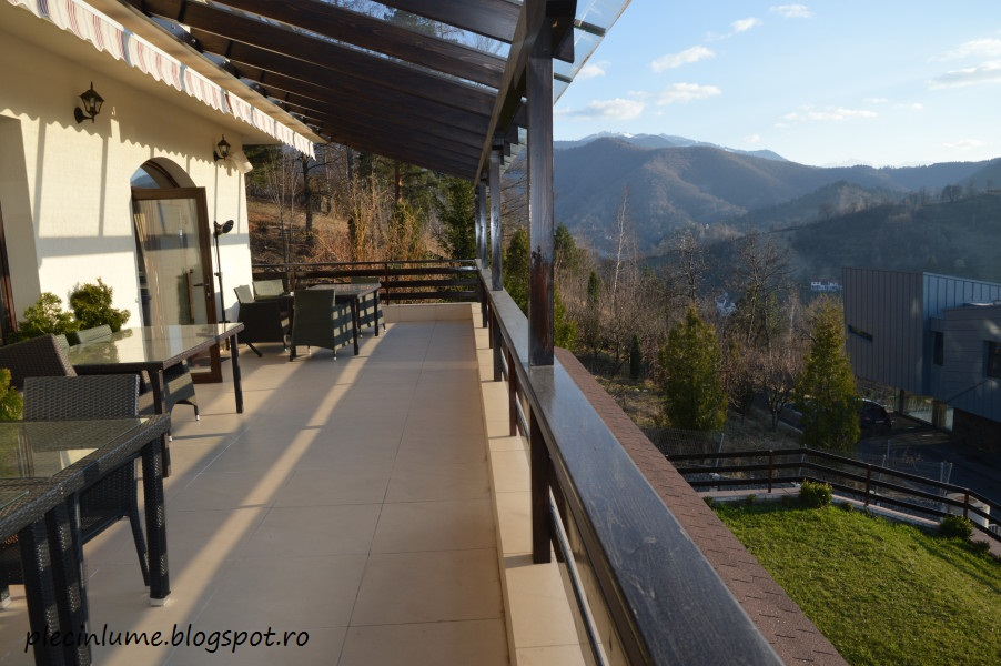 Amazing views in Brasov, at Toscana guesthouse 4*