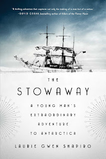 Review: The Stowaway by Laurie Gwen Shapiro