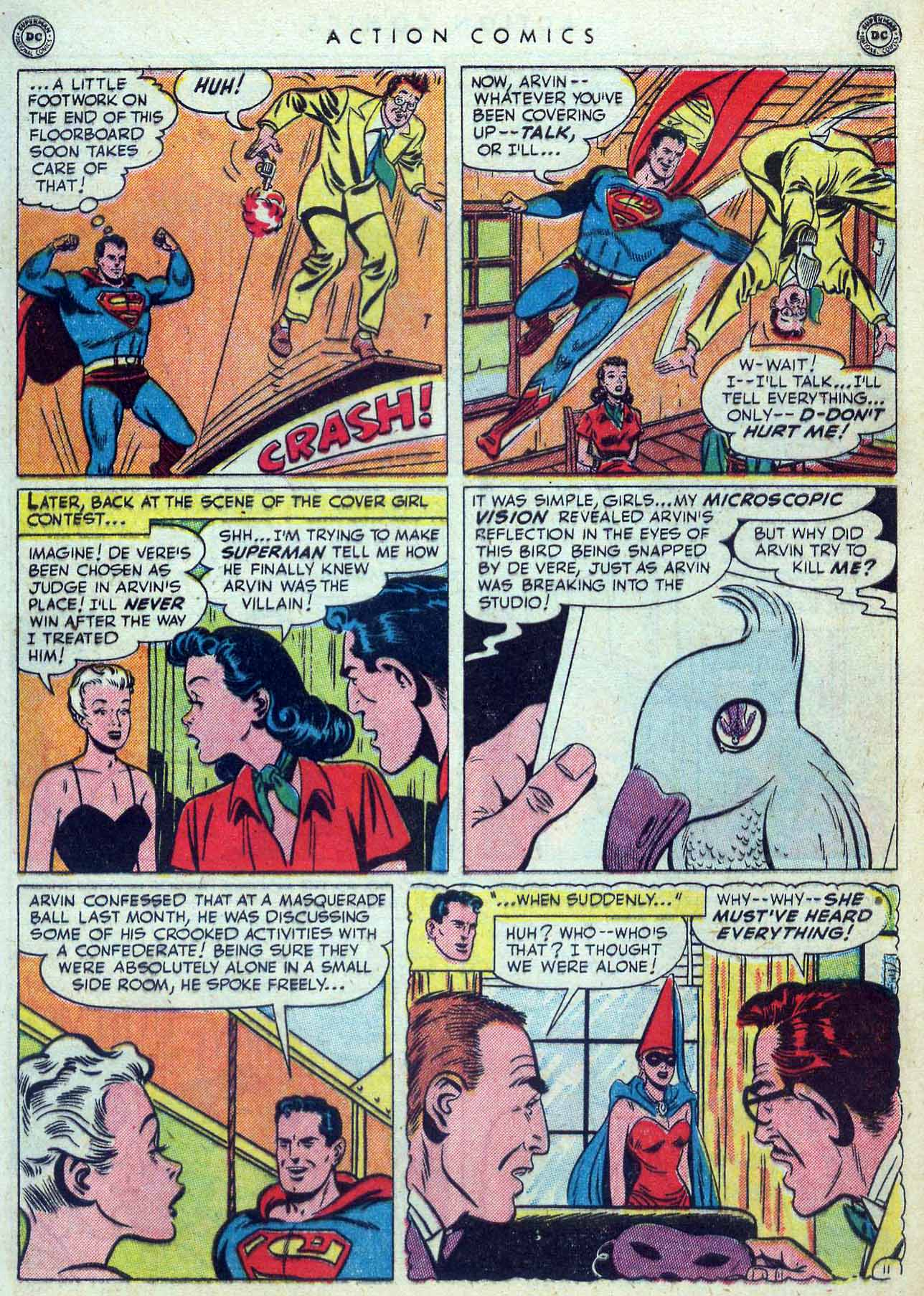 Read online Action Comics (1938) comic -  Issue #155 - 13