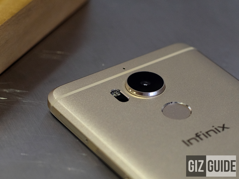 Infinix Zero 4 Unboxing And First Impressions