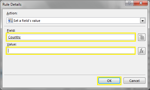 sharepoint 2010 infopath cascading dropdown