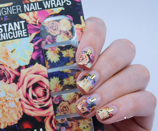 Thumbs Up Nail Wraps Chelsea