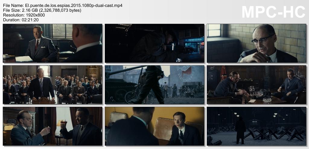 Ver El puente de los espías hd Castellano Online