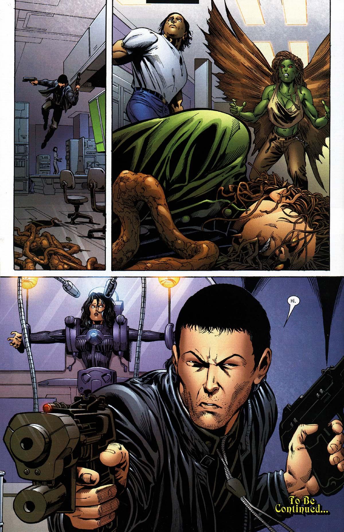Inhumans (2003) 11 Page 23