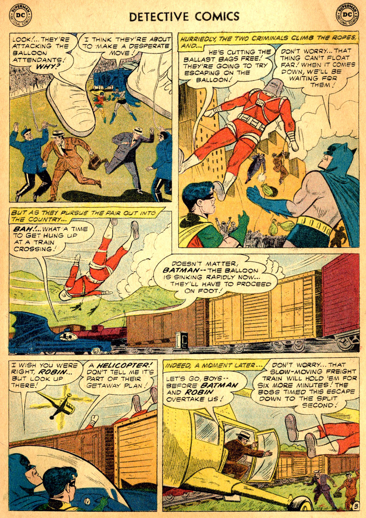 Read online Detective Comics (1937) comic -  Issue #271 - 5
