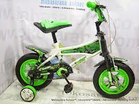 12 Inch Darson DS 1586-9 Square Kids Bike