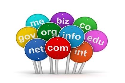 Singkatan Nama Ekstensi Domain (COM, NET, ORG, INFO)