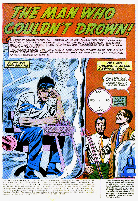 Strange Adventures (1950) issue 227 - Page 3