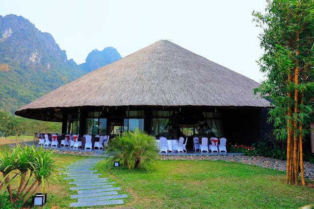 Chòi nghỉ sân vườn là một không gian nghỉ ngơi thư giãn tốt nhất trong khu vườn và tăng tính thẩm mỹ.
