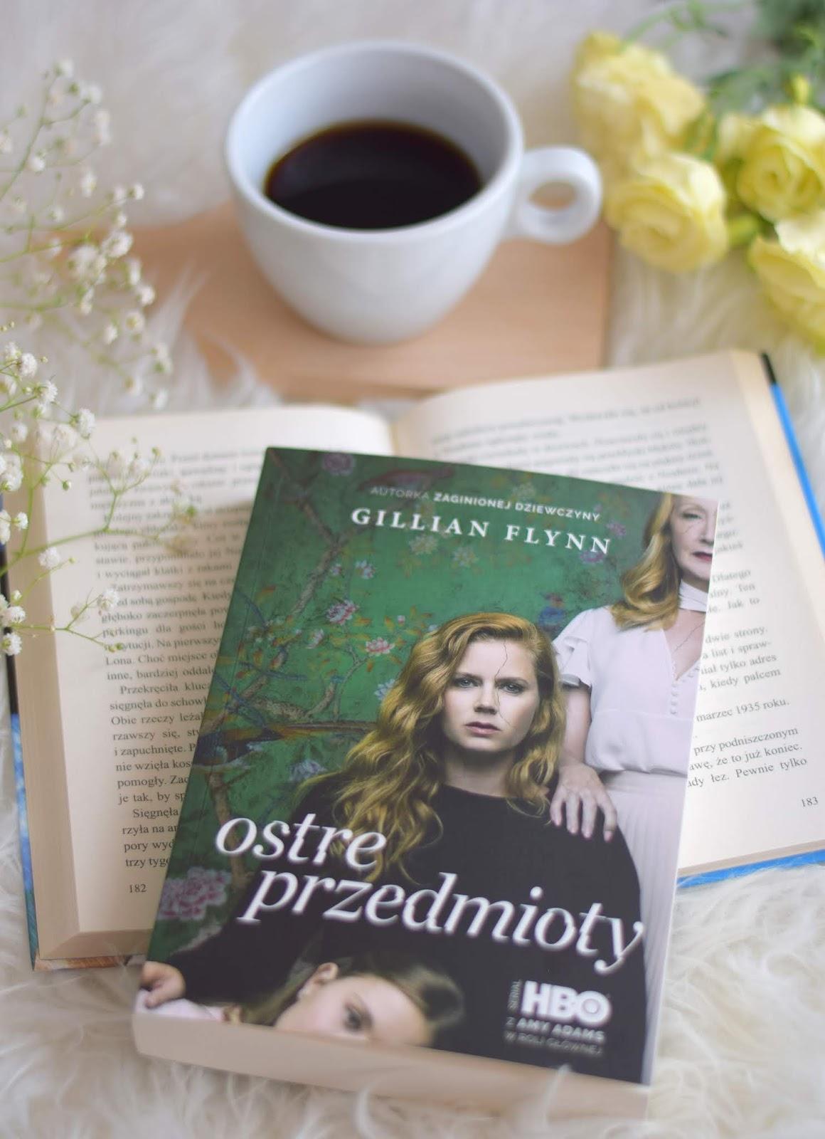 Gillian Flynn, Ostre przedmioty