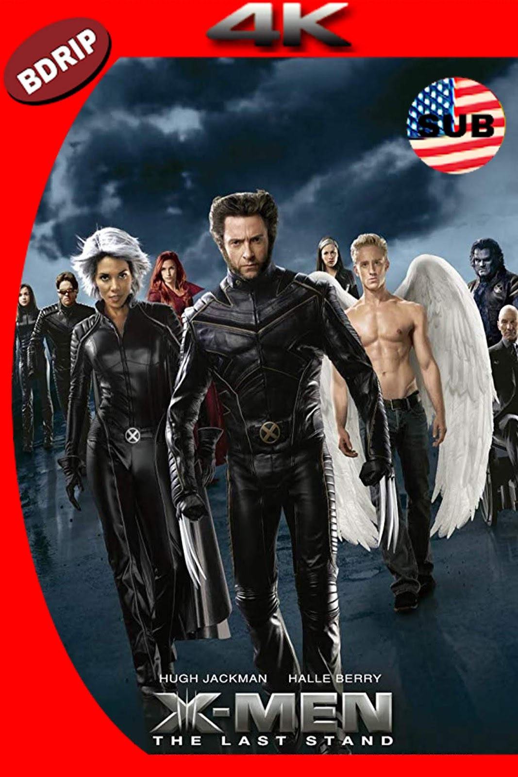 X-MEN THE LAST STAND 2006 BDRIP 4K 3840x1600P 30GB.mkv