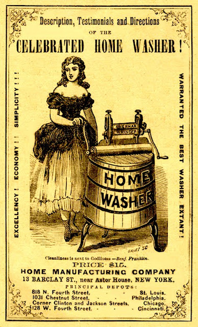 Celebrated Home Washer