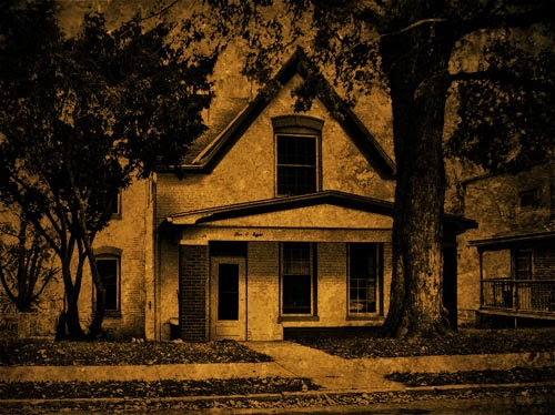Ten Haunted Abandoned Houses In The World | Sallie House, Atchison, Kansas