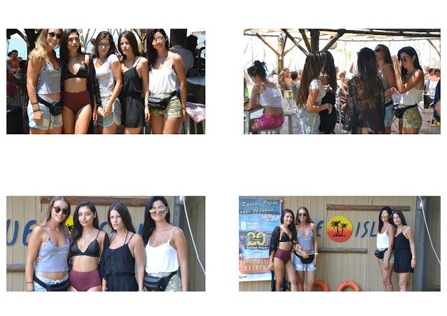 Πρέβεζα: Τα κορίτσια του Blue Island....