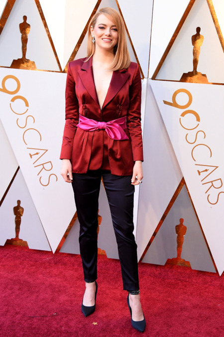 21 Celebrities Who Looked Ravishing at Oscar 2018
