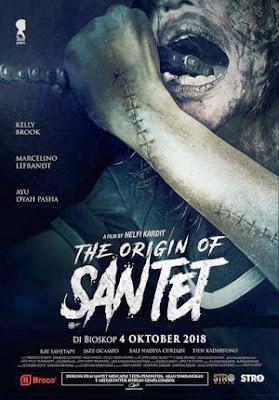 Sinopsis Film The Origin of Santet