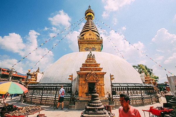 Traveling to Kathmandu 2018