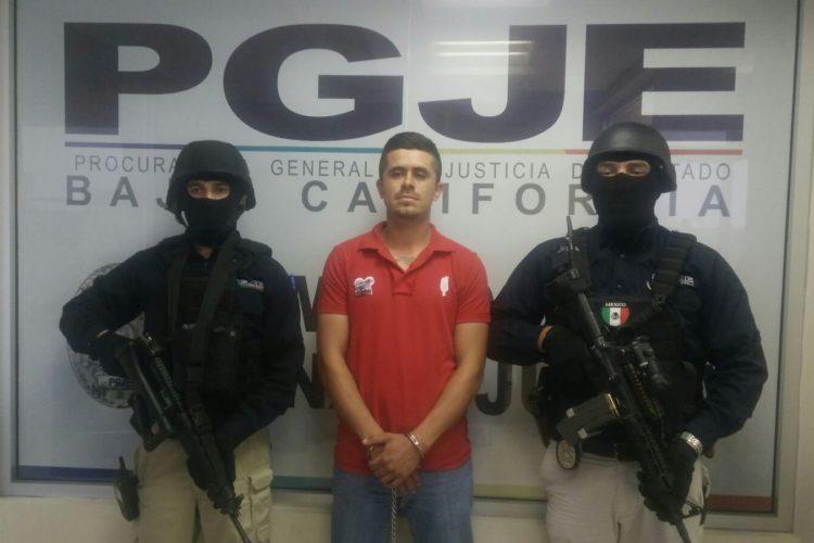 """Aprehenden a asesino de policías, trabajaba con """"El Teo"""""""