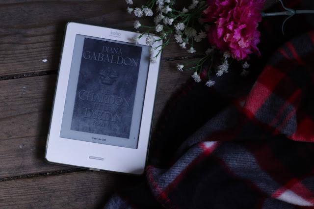 Mes dernières lectures #16 - Outlander de Diana Gabaldon