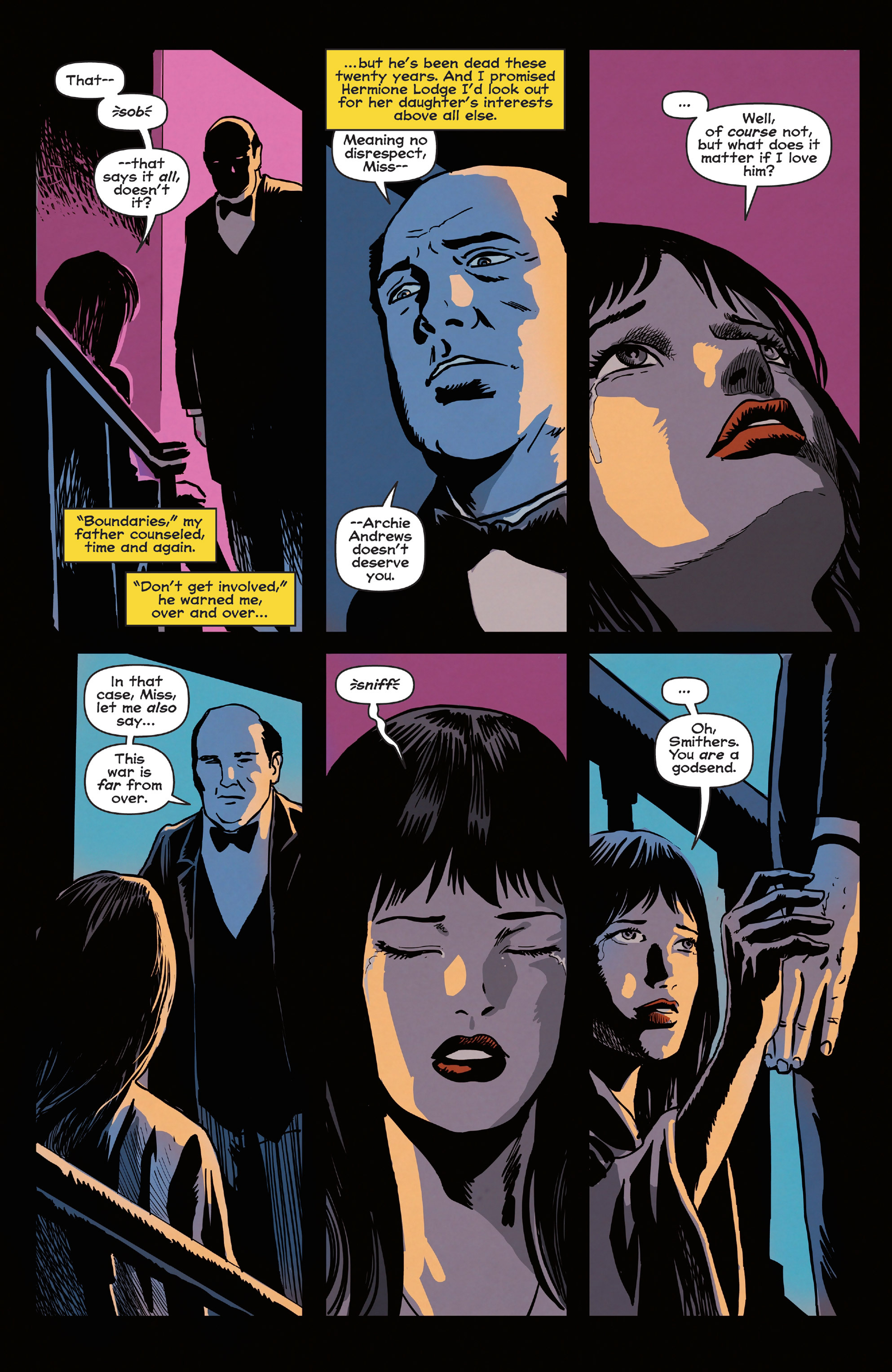 Read online Afterlife with Archie comic -  Issue #5 - 15