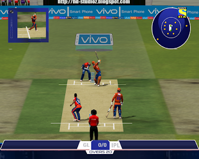 HD Studioz IPL 2016 Patch For Cricket 07