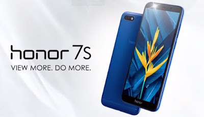Honor 7S First look and Unboxing mobile In Display face unlock Scanner – Launched in India !