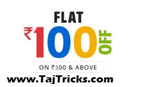 Ebay Rs100 off on Minimum Purchase Of Rs300 for new users (Promo code:NEWBUYER01)(Suggestion added)