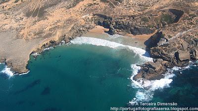 Praia da Angra da Barreta