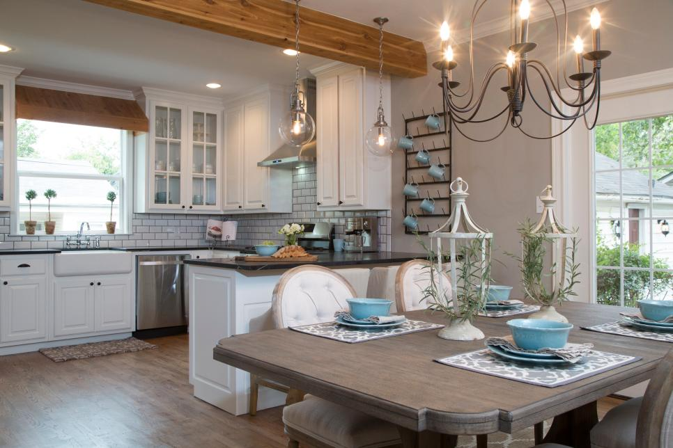 my sweet savannah 5 of my favorite fixer upper kitchens. Black Bedroom Furniture Sets. Home Design Ideas