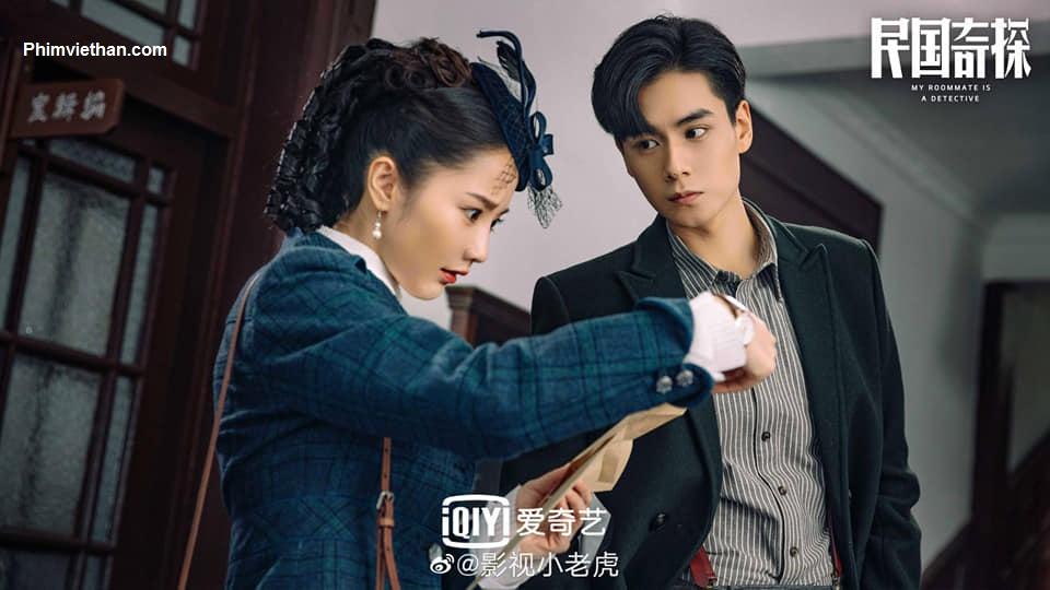 Phim dân quốc kỳ thám Trung Quốc