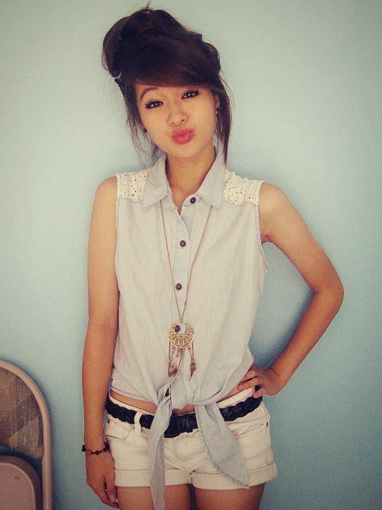 Asian Teen Eye Candy