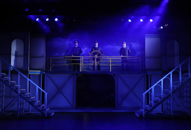 BWW Review: An Emotionally Gripping TITANIC THE MUSICAL at Candlelight Pavilion