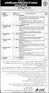Jobs in Ministry of National Health Services Regulations & Coordination, Islamabad | 03 August 2019